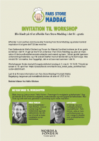Invitationworkshop